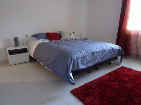Charnay, France: Chambre Canelle