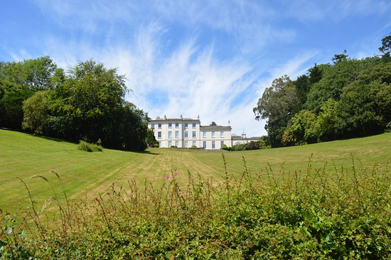 St Austell, UK: The house