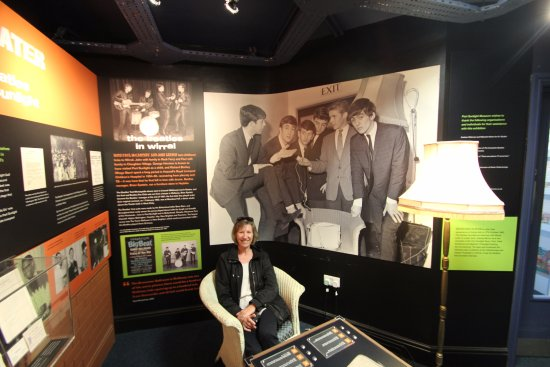 Port Sunlight, UK : The Beatles connection