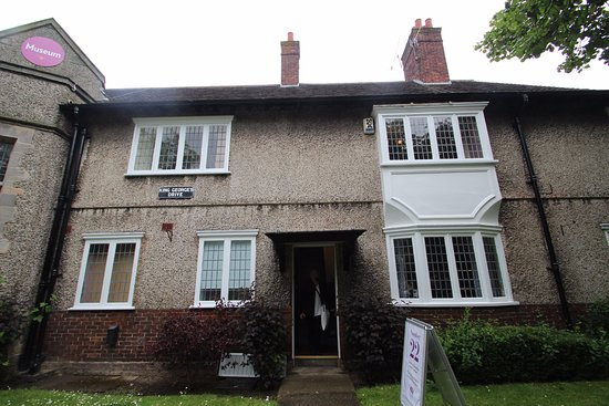 Port Sunlight, UK: The Worker's Cottage