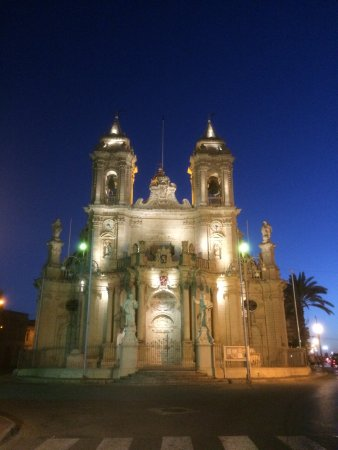 Zabbar, Malta: Church of Our Lady Of Graces
