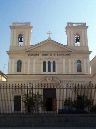 Santuario Maria SS.ma di Campiglione (Caivano)