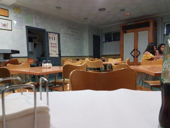 Valverde del Fresno, Spagna: Comedor