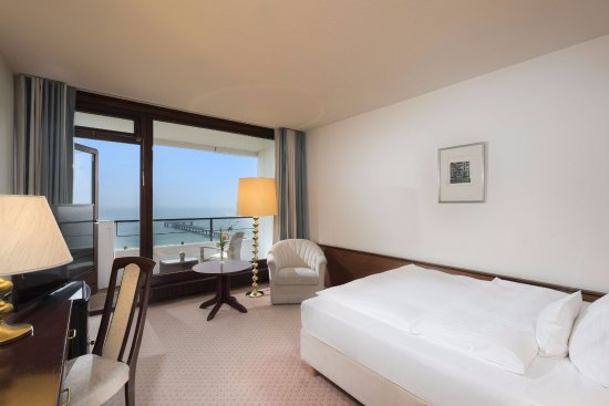Maritim Seehotel Timmendorfer Strand: Single Superior Room Sea View