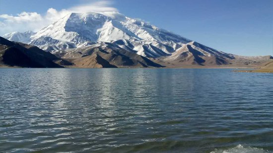 Kashi, Cina: Day trip to karakul lake