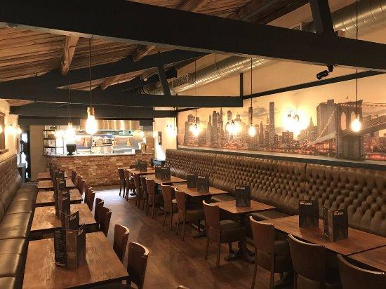 Gillingham, UK: Restaurant