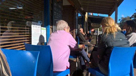 Mallacoota, Australien: Cafe 54