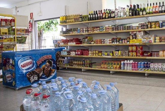 Canet de Mar, Spain: Supermercado