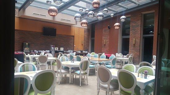 Marmara Hotel Budapest: 20170714_144521_large.jpg