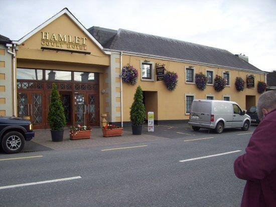 Enfield, Irland: Straßenansicht