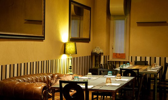 Piano B Pizza & Steakhouse: SALA