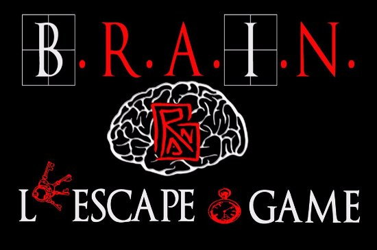 ‪B.R.A.I.N. l'Escape Game‬
