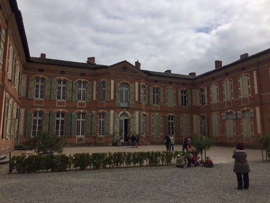 Merville, França: chateau