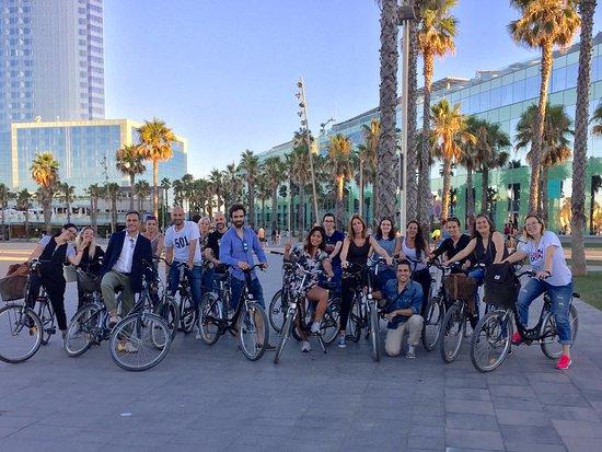 Barcelona Beach Bikes