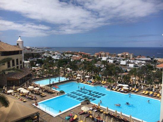 Adeje Gran Hotel Rooms