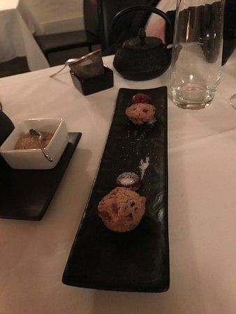 Wein&Sein mit Härzbluet: Das Dessert - ein Gedicht!
