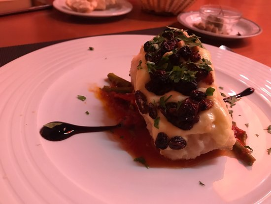Lucena, Spanje: Nuevos platos para nuestro menú