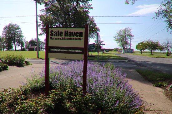 Oswego, NY: Safe Haven Museum