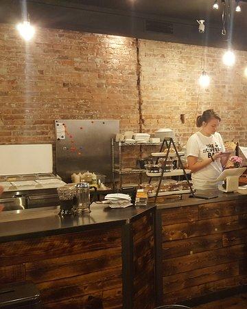 Parkersburg, Virginia Occidental: The Coffee Bar