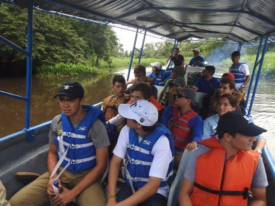 Rio San Juan Department, Nicaragua: Tour in Papaturro River