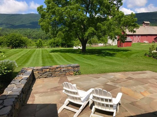 Arlington, VT: View from the 1790 House