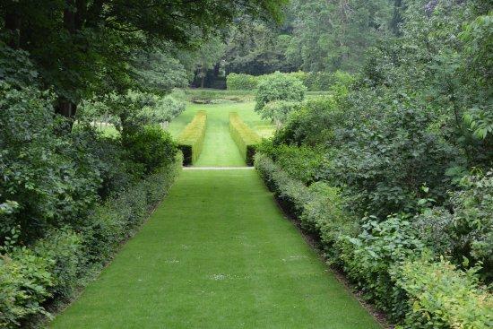 Painswick, UK: Beautiful avenue