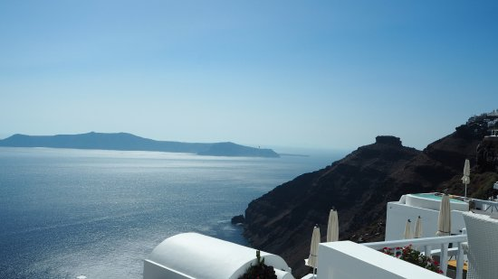 Santorini View Photo