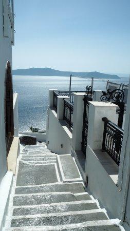 Bilde fra Santorini View