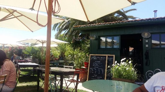 Chez Boulan: L'extérieur