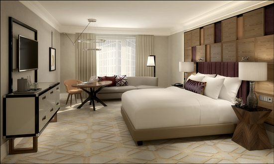 The Ritz-Carlton, Berlin: Our hotel offers Deluxe Rooms with plenty of space and style
