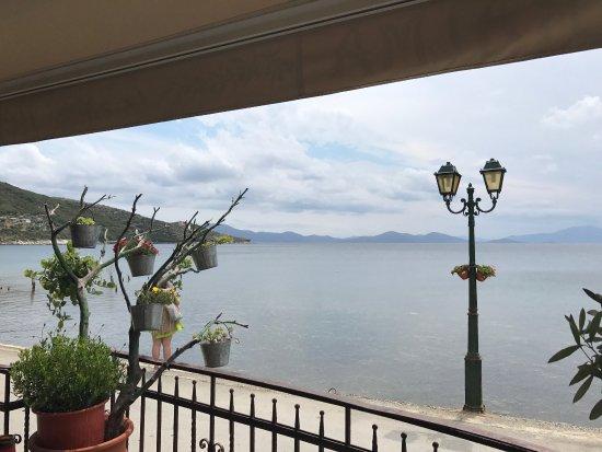 Lefokastro, Grecia: Kalma view