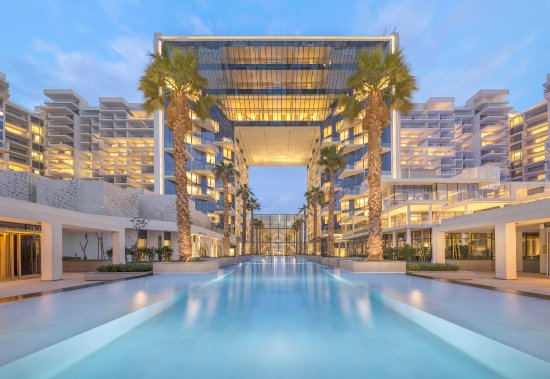 Fairmont the palm dubai united arab emirates hotel for Tripadvisor dubai hotels
