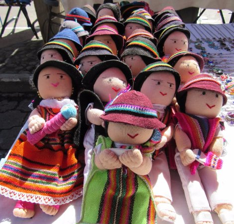 Otavalo, Ecuador: things to look at or buy