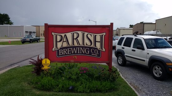 Broussard, LA: Parish