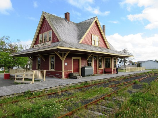 Sydney and Louisbourg Railway Museum