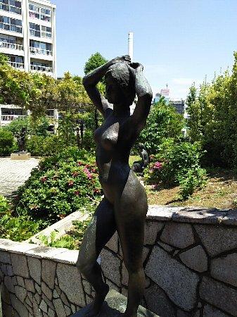 Meguro, Japão: 屋外作品