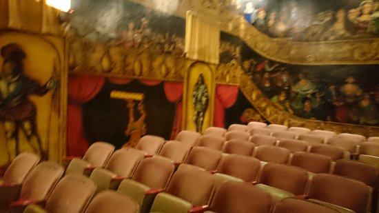 Amargosa Opera House and Hotel: The Opera!