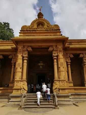 Kelaniya Raja Maha Vihara: Image shrine