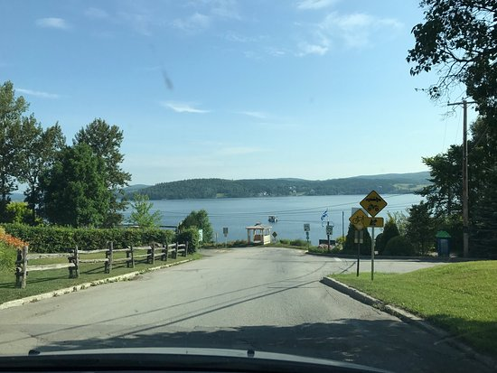 Temiscouata-sur-le-Lac, Kanada: photo1.jpg