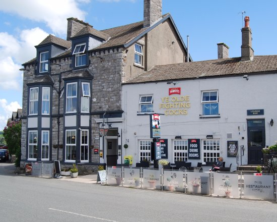 Arnside, UK: The exterior