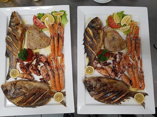 Murter Island, Hırvatistan: Restaurant Zminjak