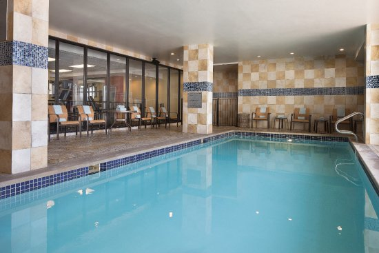 Dive In To Our Indoor Pool Picture Of Courtyard By