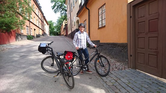 Sztokholm, Szwecja: Stockholm Cykel - Guided and self-guided biketours in Stockholm