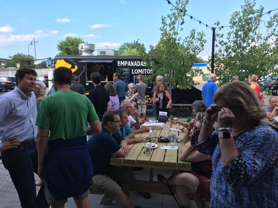 Excelsior Brewing Food Truck