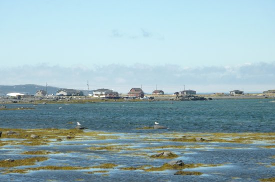 L'Anse aux Meadows, Kanada: The point