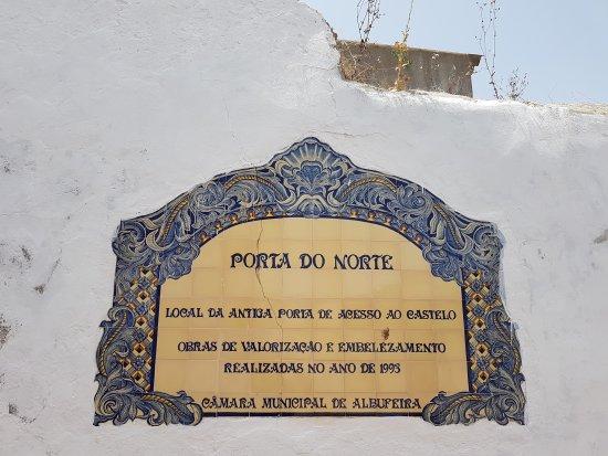 Muralha do Castelo: De muur