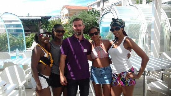Vidalici, Κροατία: Amazing Staff