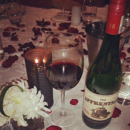 Centurion, Republika Południowej Afryki: The Apprentice red wine