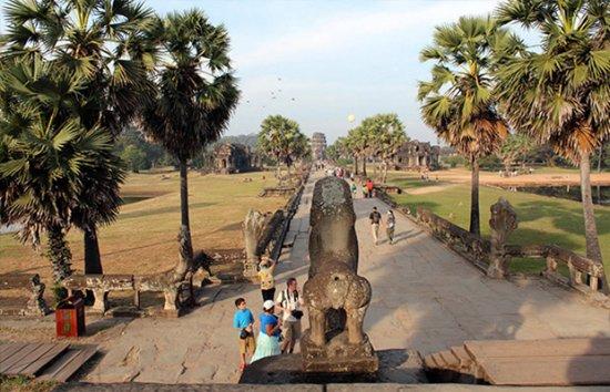 Le Nymphe Angkor Guide