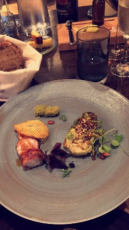 Barna, Ireland: Wild Irish Rabbit starter at West